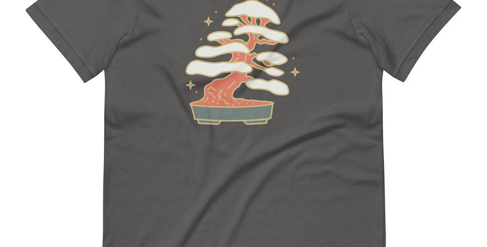"""Little Jade Bonsai """"The Godfather"""" Design 1 Short-Sleeve Unisex T-Shirt"""