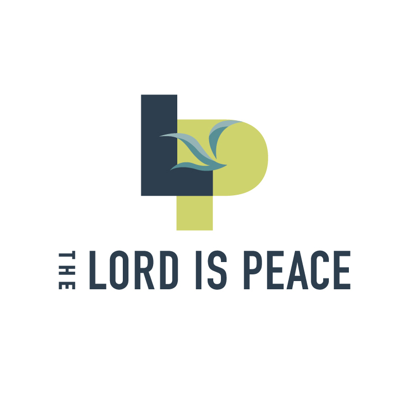 The Lord is Peace Logo Design