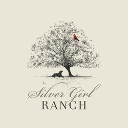 Silver Girl Ranch wine logo