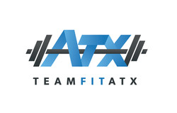 Team Fit ATX Logo Design