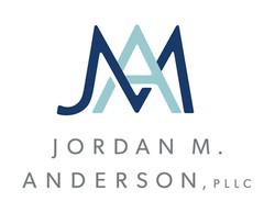 Jordan M Anderson PLLC Logo Design