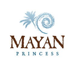 Mayan Princess Logo Design