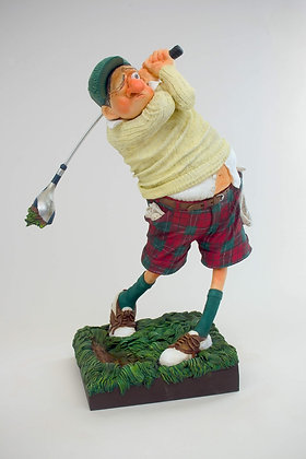 Forchino - The Golfer (SMALL 24cm)