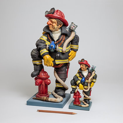 Forchino - The Firefighter (SMALL 24cm)