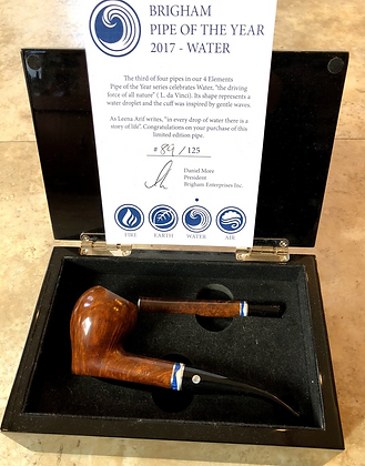 Brigham Pipe of the Year 2017