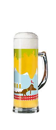 Ritzenhoff Beer Mug - Gesa Sander 2005