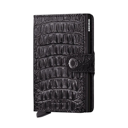 Secrid - Mini Wallet (Nile Black)