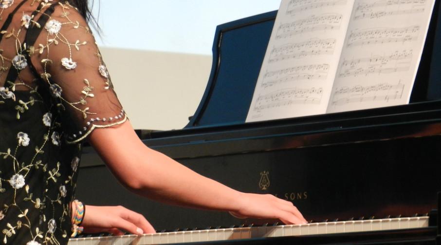 Claire - Piano Solo
