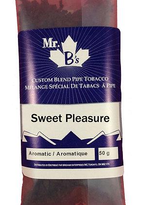 Mr. B's (Brigham) - Sweet Pleasure (50g Pouch)