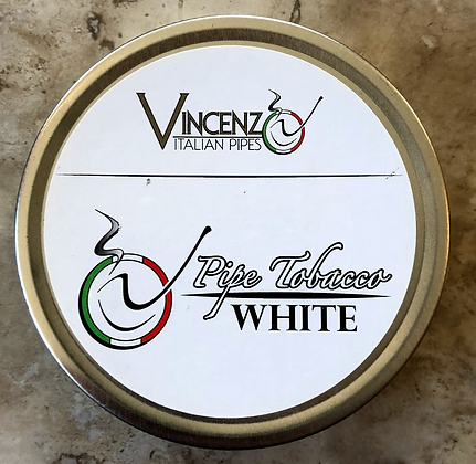 Vincenzo White Pipe Tobacco