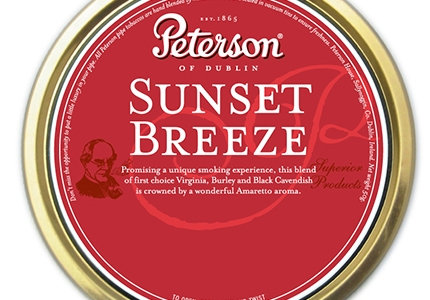 Peterson Pipe Tobacco - Sunset Breeze (50g Tin)