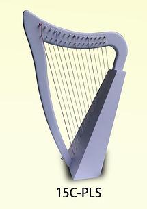 calgary harp lesson rental 15 strings pu
