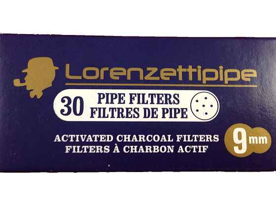 Lorenzetti - Pipe Filter 9mm (30 Pack)