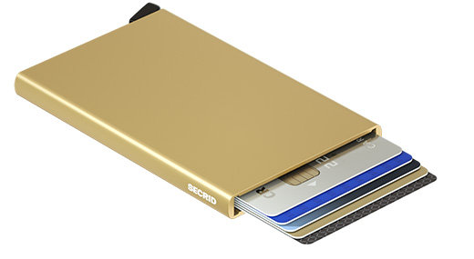 Secrid - Card Protector (Gold)