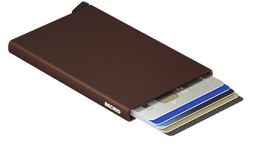 Secrid Card Protector (Brown)