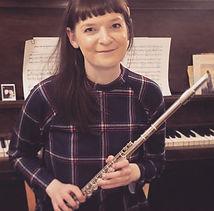Flute Music Lessons Calgary Teacher