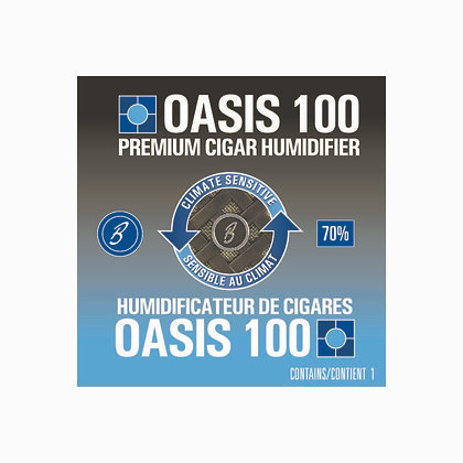 Oasis Humidification Unit - 50, 100, and 250 Count