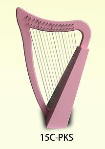 calgary harp lesson rental 15 strings pi