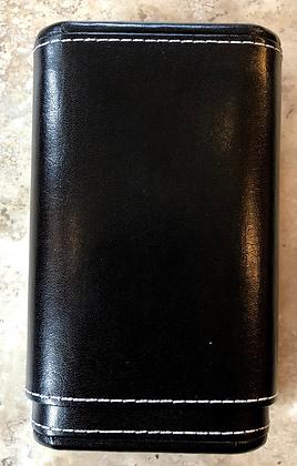 Leather Robusto Case (3 Cigars)