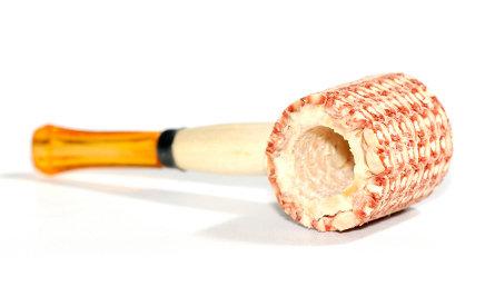 Brigham Corn Cob Pipe