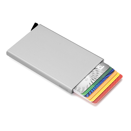 Secrid - Card Protector (Silver)
