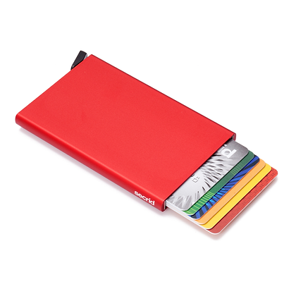 Secrid - Card Protector (Red)