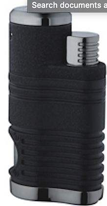 Regal - Quad Torch (Silver, Gunmetal & Black)