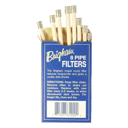 Brigham - Rock Maple Inserts (Filter) (8 Pack)