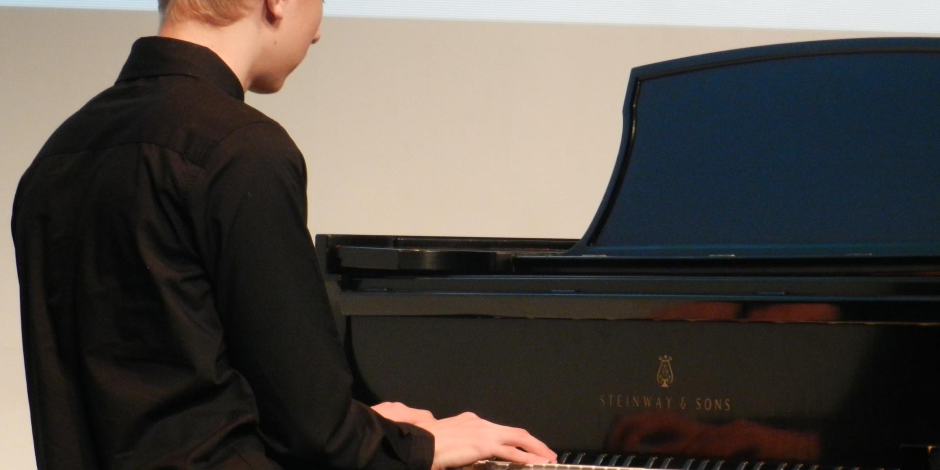 Martin Piano Improv with Ms. Jessica