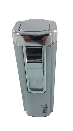 Regal - Triplex Lighter (Silver)