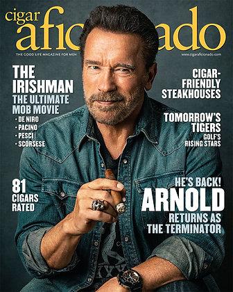 Cigar Aficionado (December Issue)