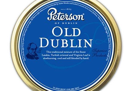 Peterson Pipe Tobacco - Old Dublin (50g Tin)