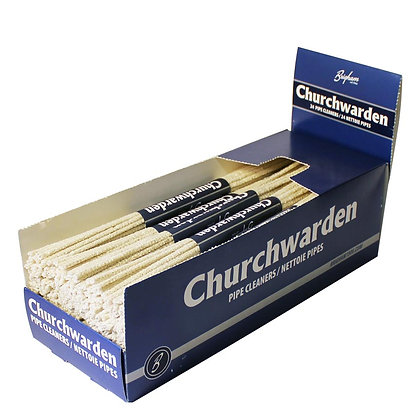 Brigham - Churchwarden Pipe Cleaners (24 Pack)
