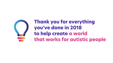 National Autistic Society 2019