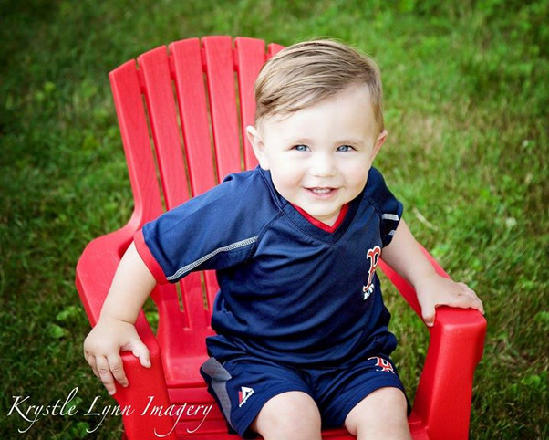 Seriously_ How cute is my nephew! Austin