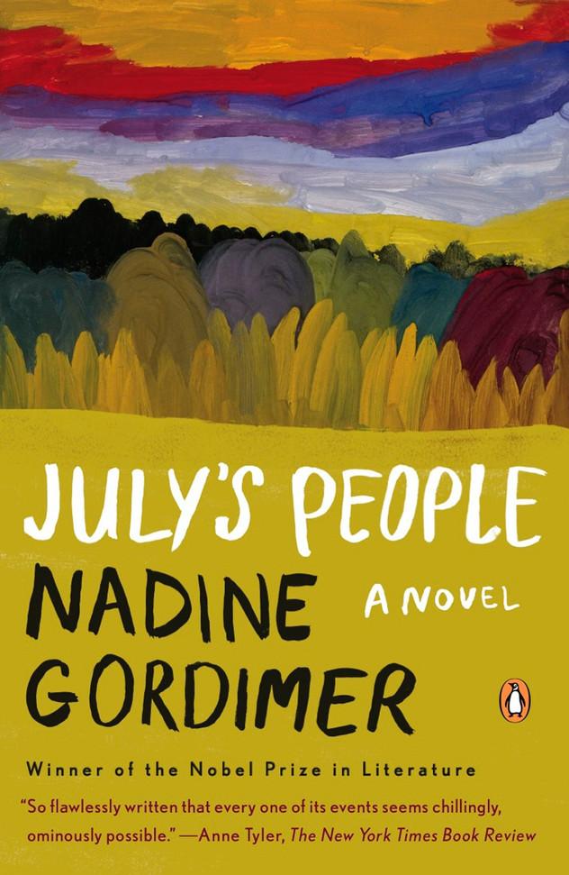 """A lire ! A lire ! La voix, les questions et l'histoire de July résonne longtemps après avoir tourné la dernière page."""" MAdP"""