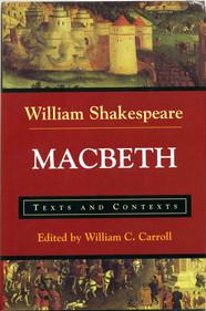 """""""Un de mes livres préférés de Shakespeare. L'amour, le pouvoir, la folie… Mcbeth est-il coupable ou victime ?"""" MAdP"""