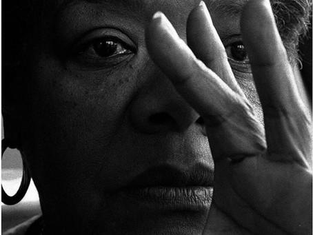 Maya Angelou, My Obsession (en)