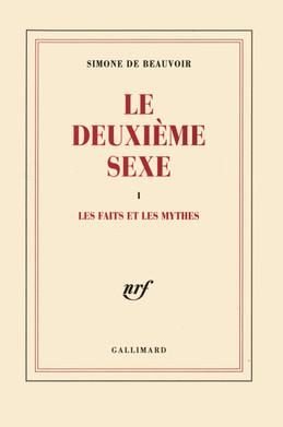 """"""" Tout le monde devrait lire """"le deuxième sexe"""" de Simonde de Beuavoir. Tout le monde."""" MAdP"""