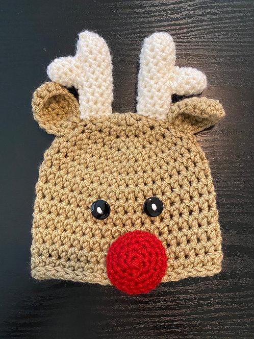 Reindeer Boy Hat