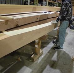 その頃石川では木材加工