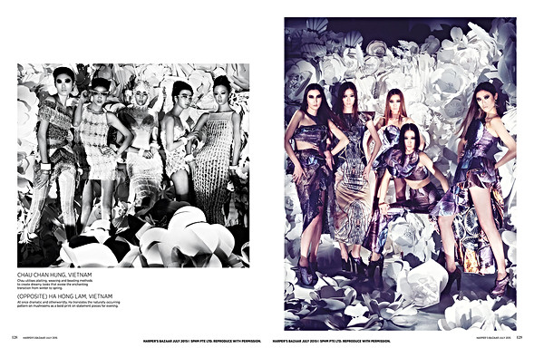Set design for Editorial Photoshoot