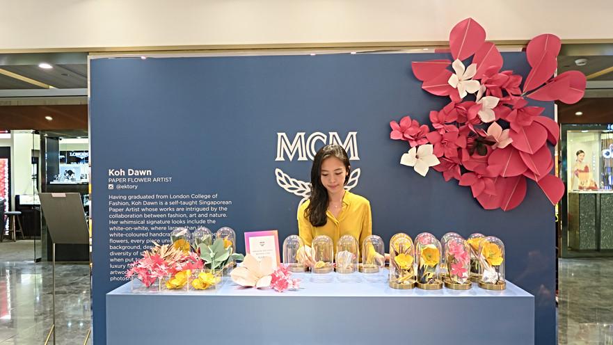 MCM x Koh Dawn