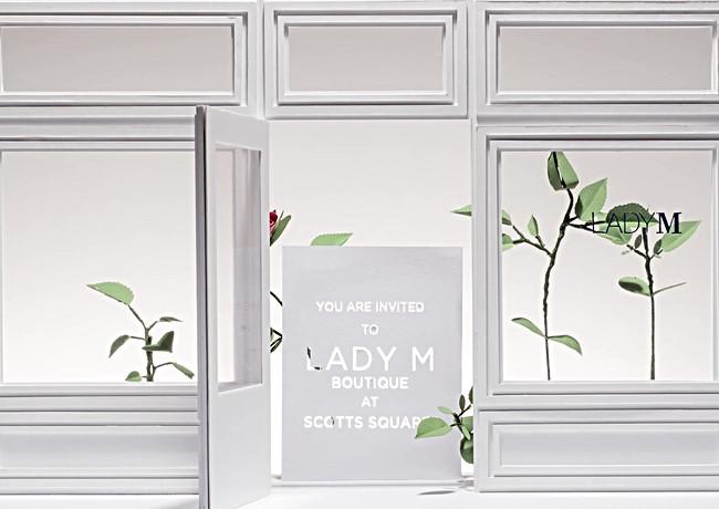 Lady M x Koh Dawn