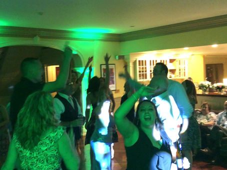 Dancing in a Mansion!!