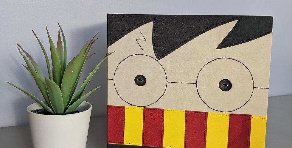 'Harry Potter' Greetings / Birthday Card