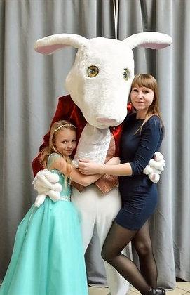 Заяц ростовых кукол,карнавальный костюм, товары для праздника