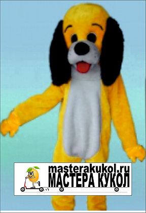 ростовая кукла собака, ростовых кукол, ростовые куклы,карнавальный костюм, товары для праздника