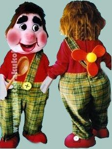 ростовая кукла Карлсон,карнавальный костюм, товары для праздника