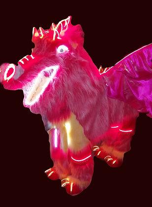 ростовая кукла Китайский  Дракон